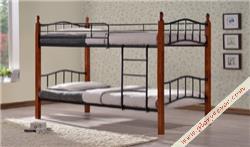 1899 DOUBLE DECKER BED